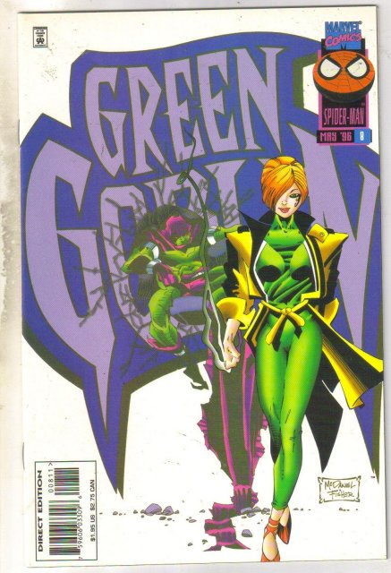 Green Goblin #8 comic book mint 9.8