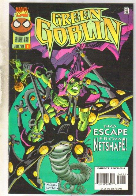 Green Goblin #9 comic book mint 9.8