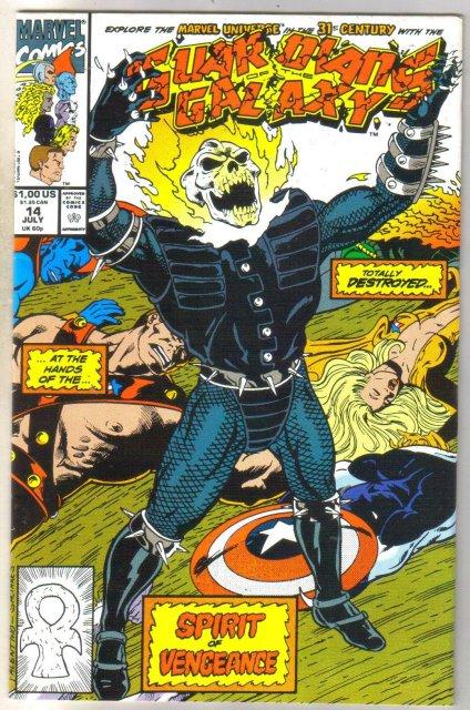 Guardians of the Galaxy #14 comic book near mint 9.4