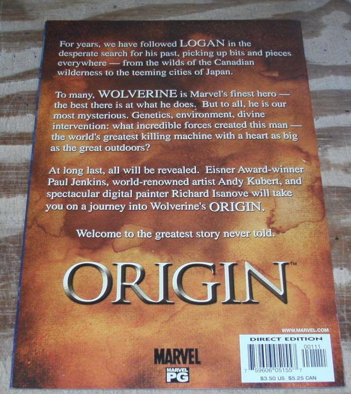 Origin #1 m 9.9