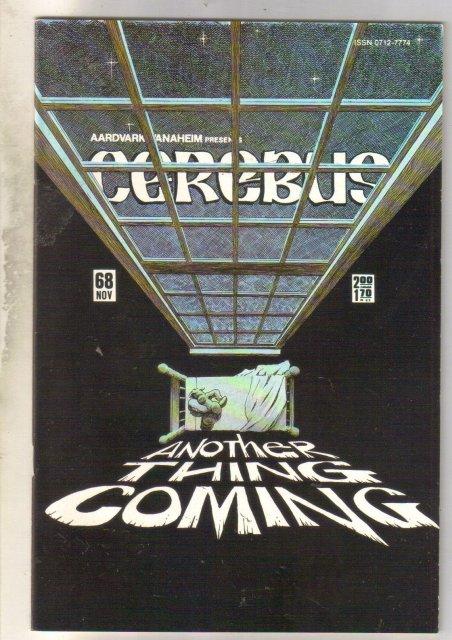 Cerebus #68 comic book near mint 9.4