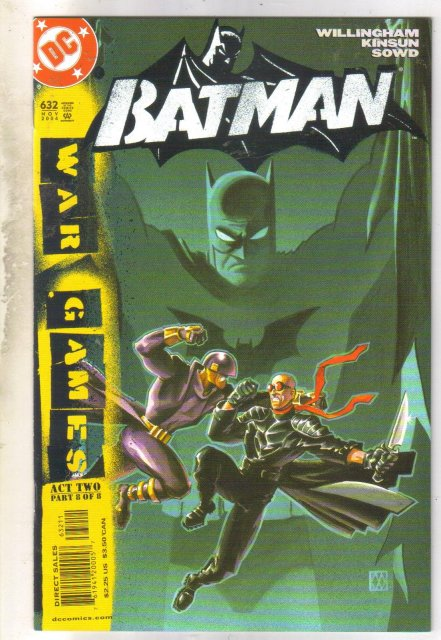 Batman #632 comic book mint 9.8