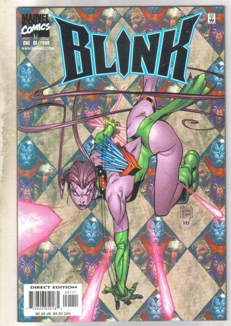Blink #1 comic book mint 9.8