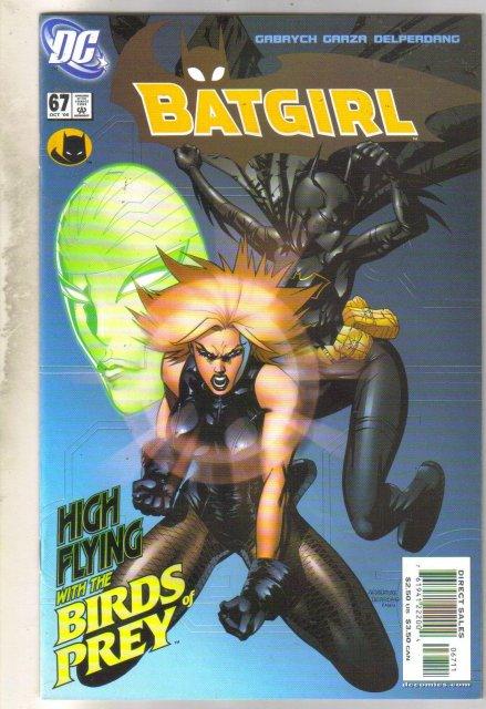 Batgirl #67 comic book mint 9.8