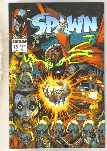 Spawn #13 comic book mint 9.8