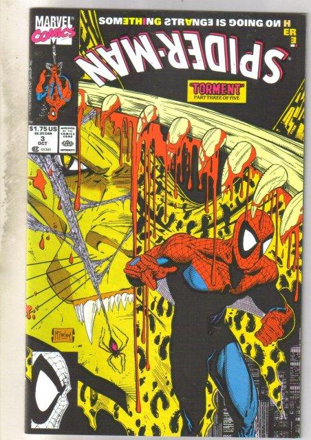 Spider-man #3 comic book mint 9.8