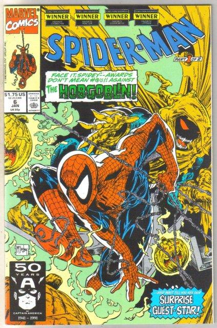 Spider-man #6 comic book mint 9.8