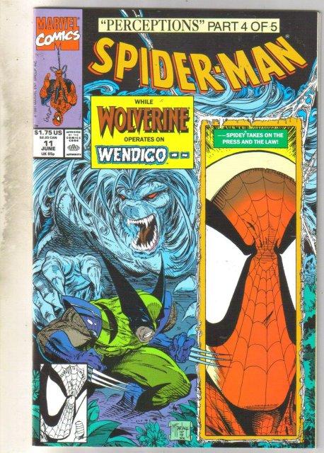 Spider-man #11 comic book mint 9.8