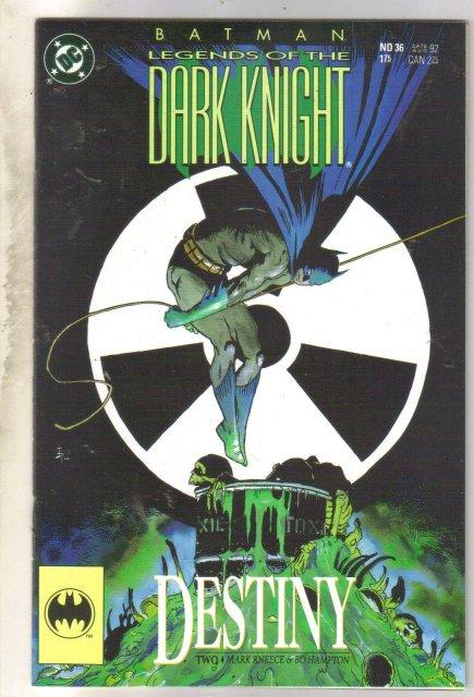 Batman Legends of the Dark Knight #36 comic book mint 9.8