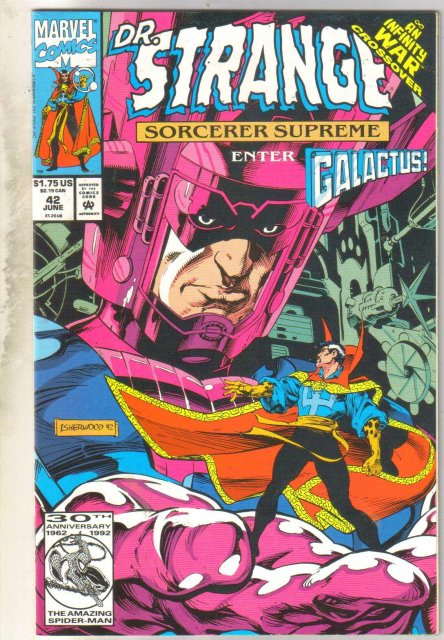 Dr. Strange #42 comic book mint 9.8