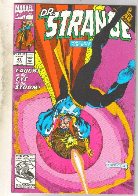Dr. Strange #43 comic book mint 9.8