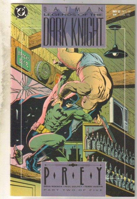 Batman Legends of the Dark Knight #12 comic book mint 9.8