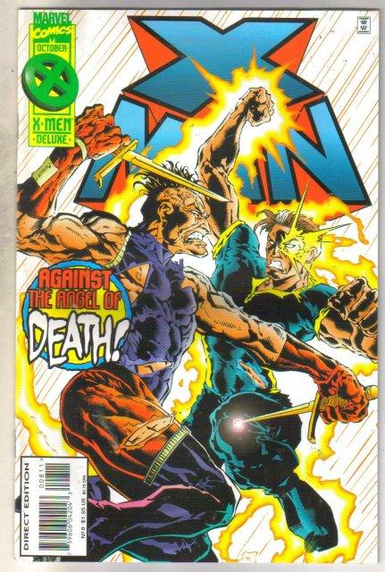 X-Man #9 comic book mint 9.8