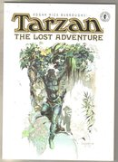 Tarzan The Lost Adventure Book One comic book mint 9.8