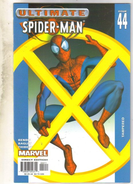 Ultimate Spider-man #44 comic book very fine 8.0