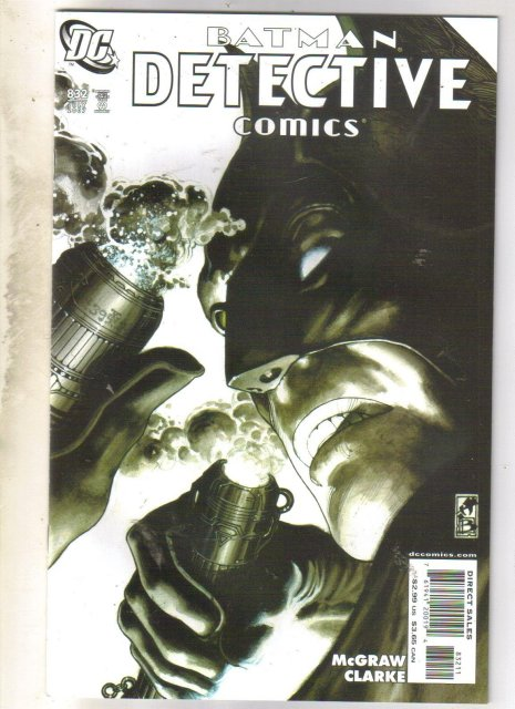Batman Detective #832 comic book near mint 9.4