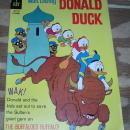 Donald Duck #121 vf 8.0