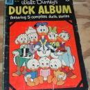 Dell Four Color #450 Duck Album  good/very good 3.0
