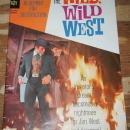 Wild, Wild West #7 fine 6.0