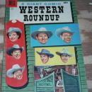 Western Roundup #14 fine/very fine 7.0