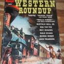 Western Roundup #25 very good/fine 5.0
