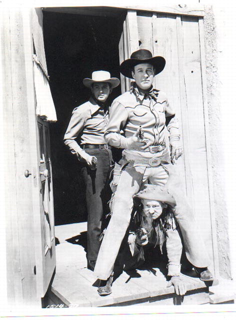 Wild Bill Elliot photograph