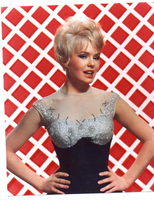 Joey Heatherton photograph
