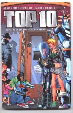 Top 10 Book 2 comic graphic novel