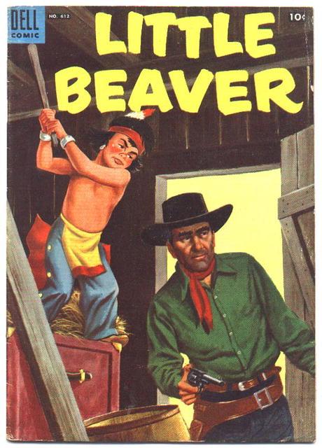Little beaver comic #612 fn 6.0