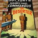 Sgt. Fury and His Howling Commandos #75  vf 8.0