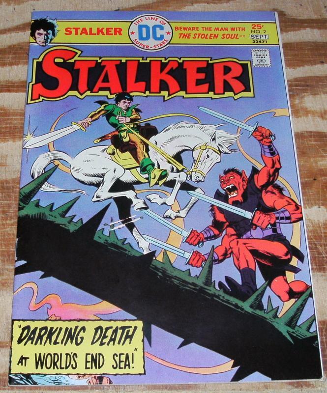 Stalker #2 nm 9.4