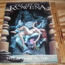 Hardcover The Art of Rowena nm