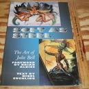 Soft as Steel The Art of Julie Bell trade paperbac nm/m