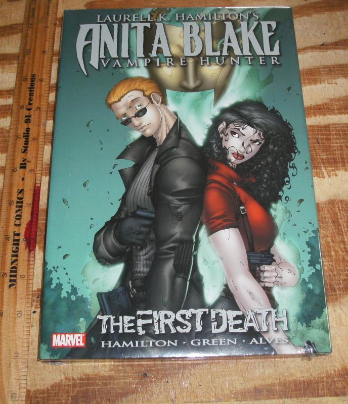 Laurel K. Hamilton's Anita Blake Vampire Hunter