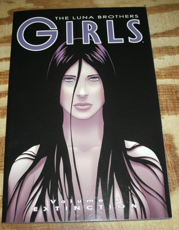 Girls volume 4 trade paperback nm/m