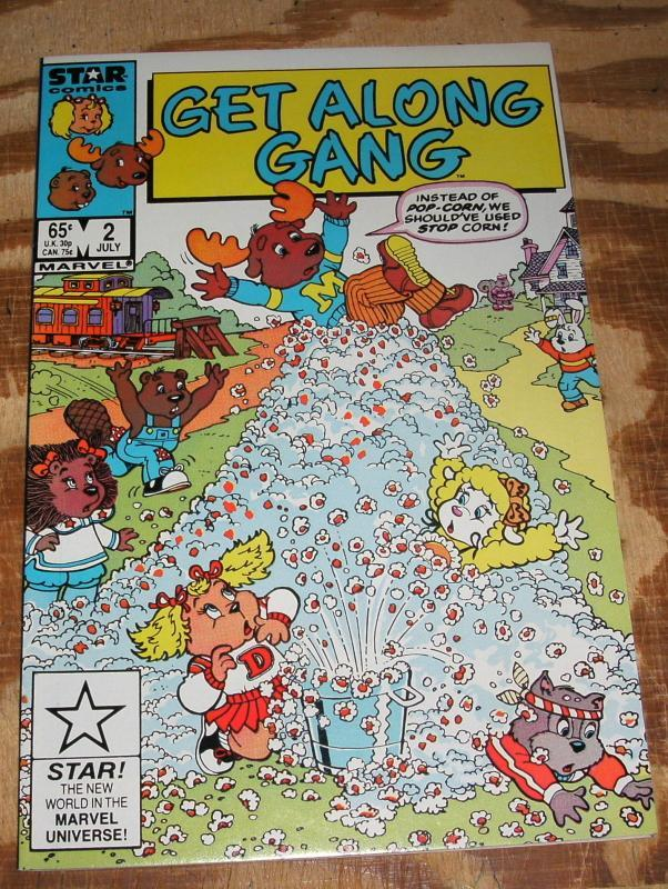 Get Along Gang #2 nm+ 9.6