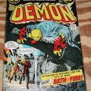 The Demon #2 vf- 7.5