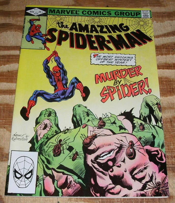Amazing Spider-man #228 nm/m 9.8