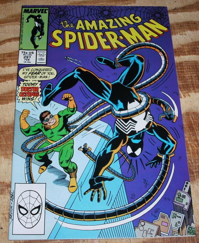 The Amazing Spider-man #297 near mint 9.4