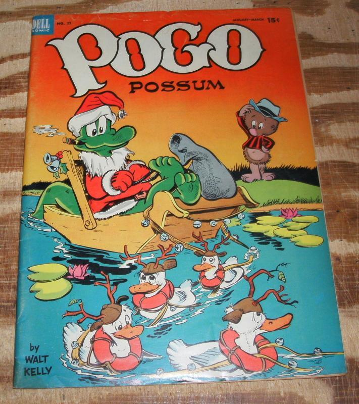 Pogo Possum #11 fn 6.0