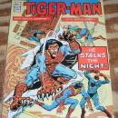 Tiger-man #2 comic book very fine/near mint 9.0
