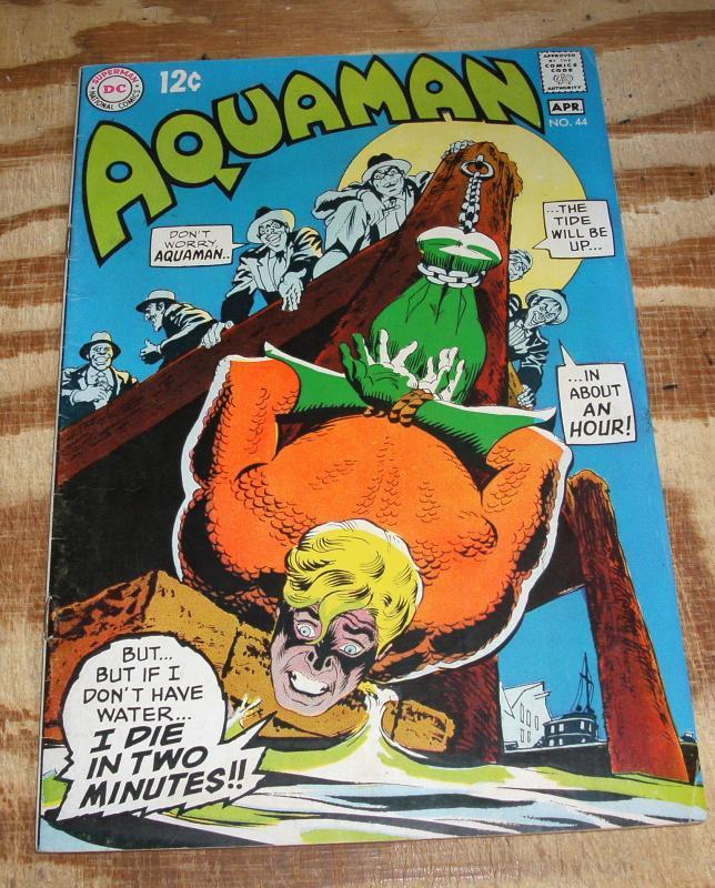 Aquaman #44 fine/very fine 7.0