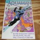 Aquaman #1 nm+ 9.6