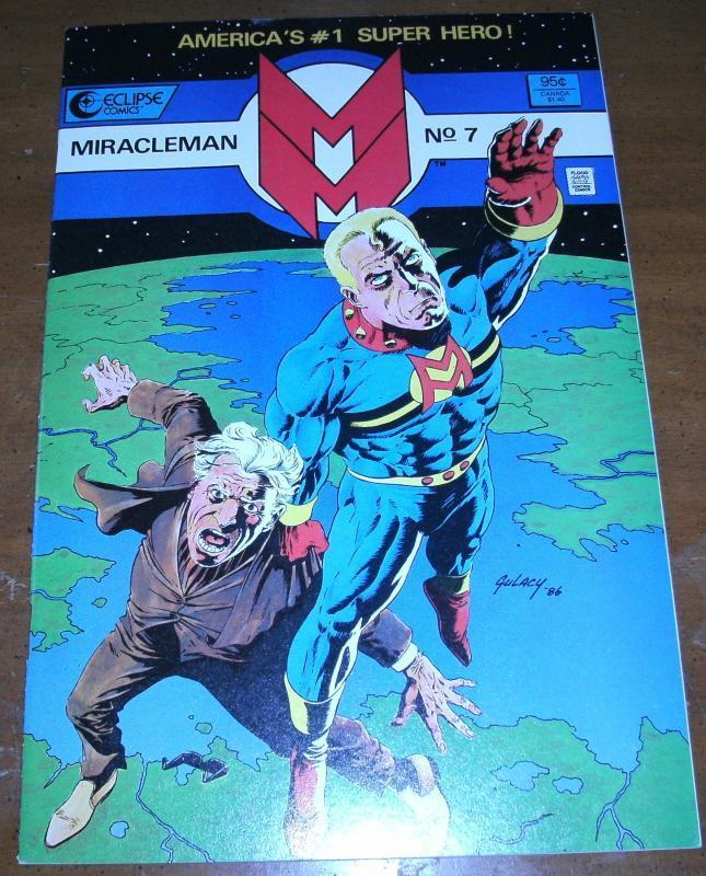 Miracleman #7 nm/m 9.8