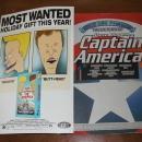 Captain America volume 3 #1 near mint/mint 9.8