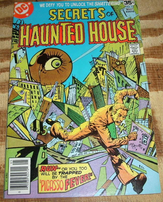 Secrets of Haunted House #11 near mint 9.4