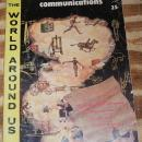The World Around Us Through Time and Space the Illustrated Story of Communications comic book very good 4.0