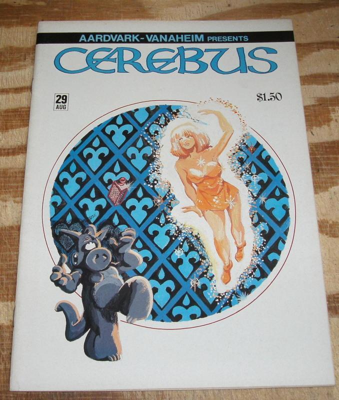 Cerebus #29 vf/nm 9.0