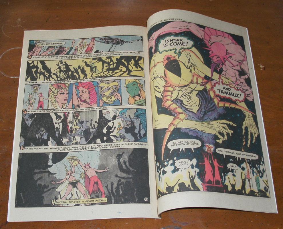 Madame Xanadu #1 comic book near mint 9.4