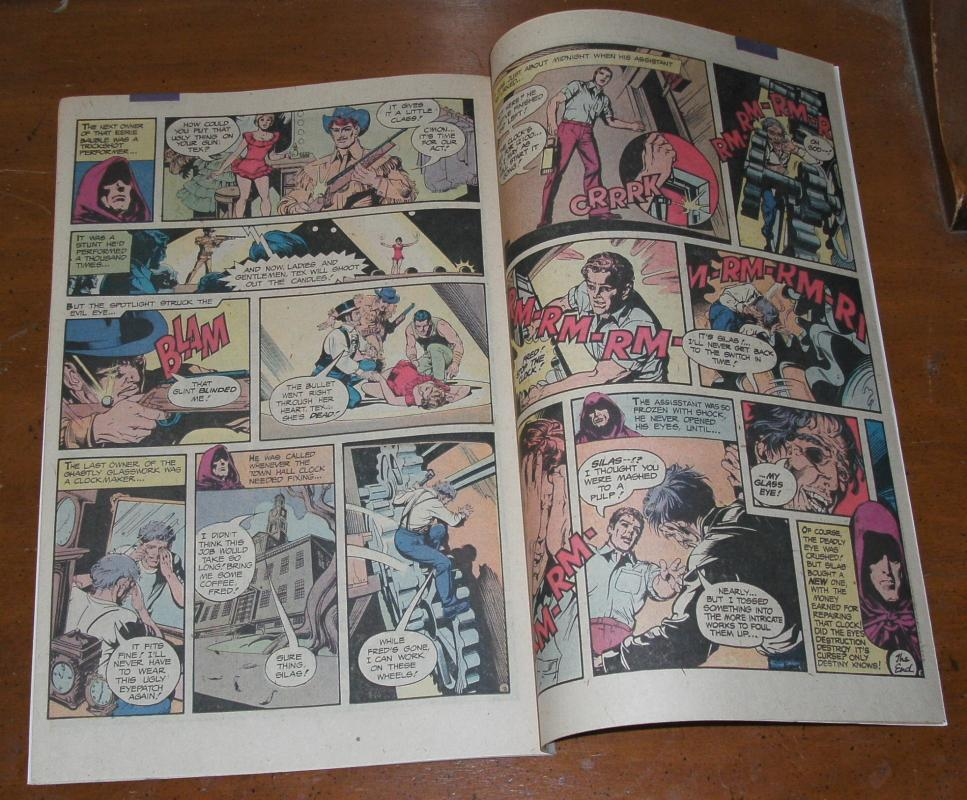 Secrets of Haunted House #19 comic book very fine/near mint 9.0